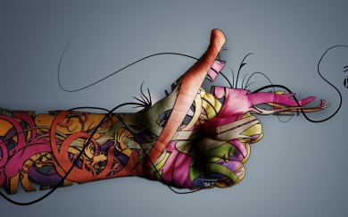 Colorful-creativity-of-the-hand_2560x1600