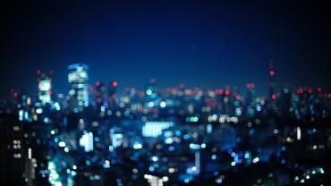 Blurred-Skyline