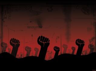 Revolutuon-Fists