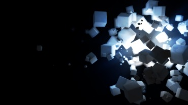 Abstract-White-Cubes