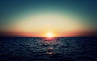Beautiful-Sea-Sunset