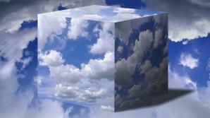 Cube-Sky-Clouds