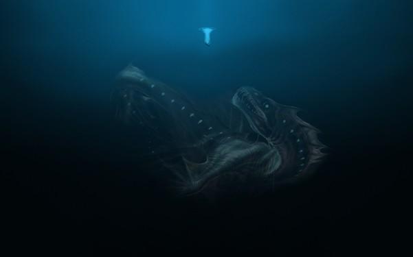 Deep-Underwater-Creature