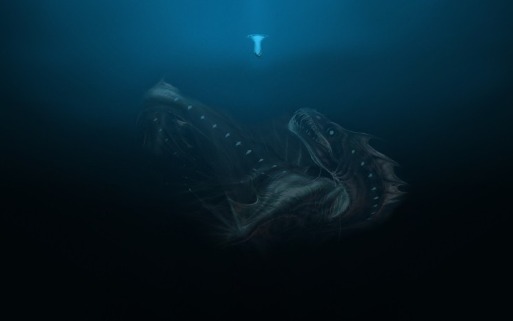 Deep-Underwater-Creature