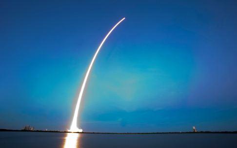 Falcon-9-Launch