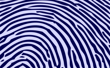 Finger-Print-Wallpaper