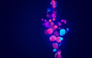 Floating-Bubbles-Abstract-Desktop-Wallpaper