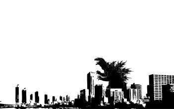 Godzilla-City-Stencil
