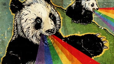 Rainbow-Panda-Artwork