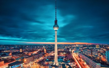 Berlin-Fernsehturm-by-Night