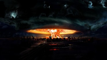 City-Nuclear-Explosion