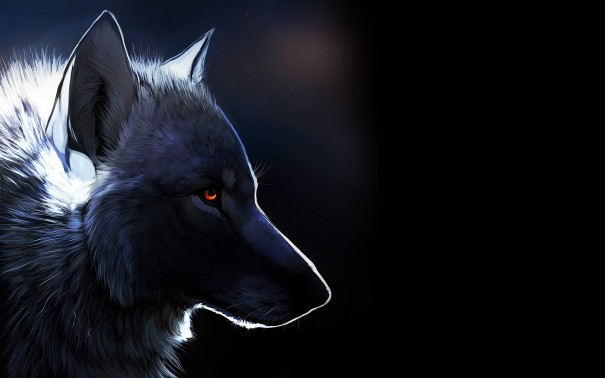 Digital-HD-Wolf