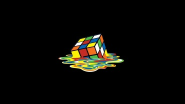 Melting-Rubik-Cube1