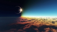 Solar-Eclipse-and-Clouds-Wallpaper
