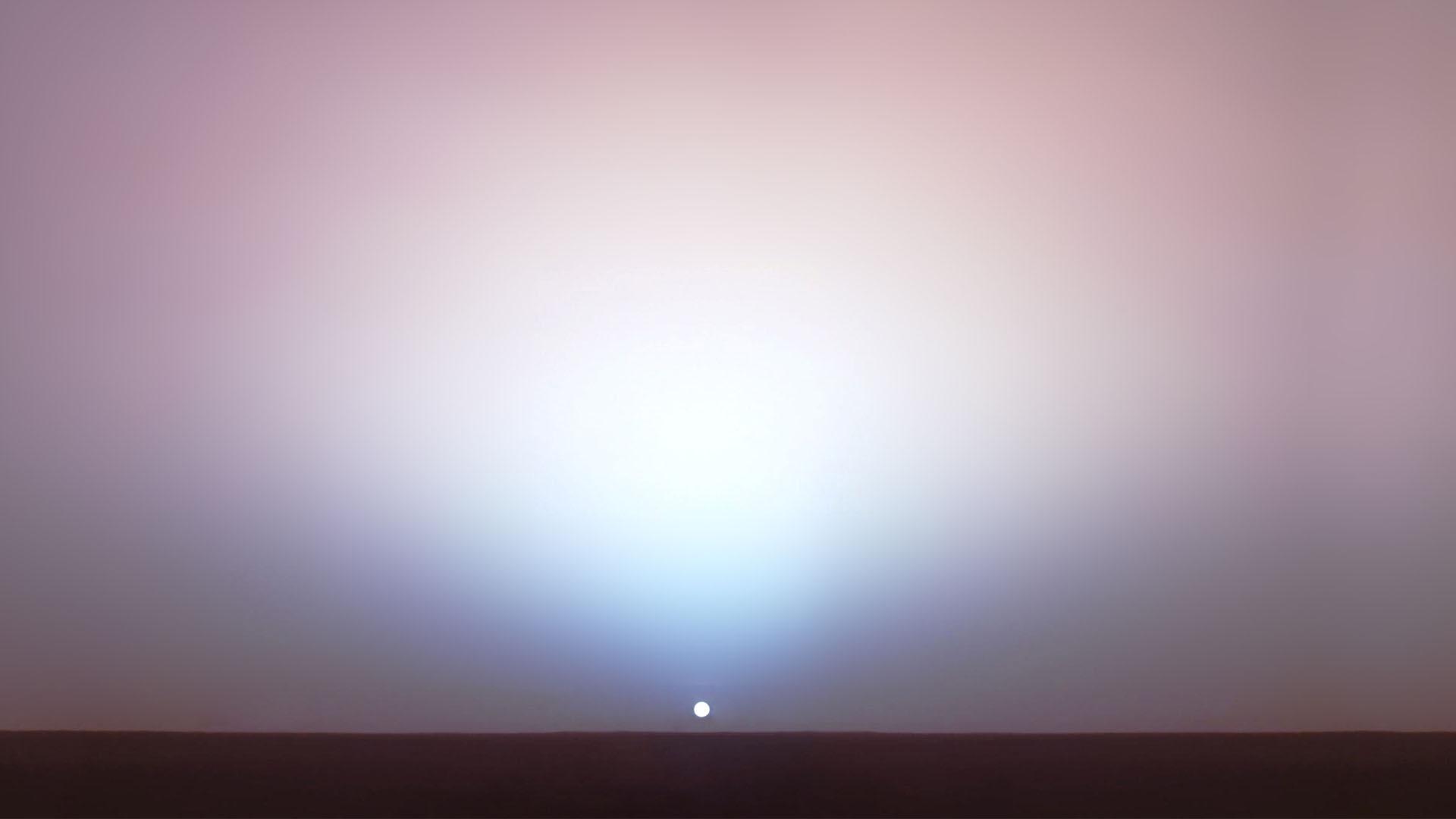Sunset on mars wallpaper kamakawida - Mars sunset wallpaper ...