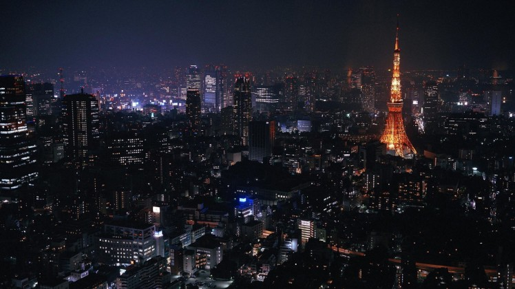 Tokyo-Tower-by-Night