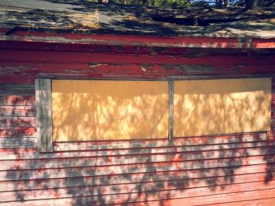 Old Run Down Cabin