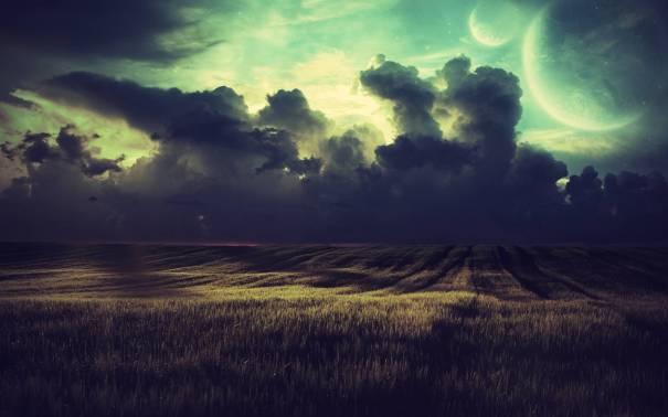 Dark-Clouds-Over-Wheat-Field