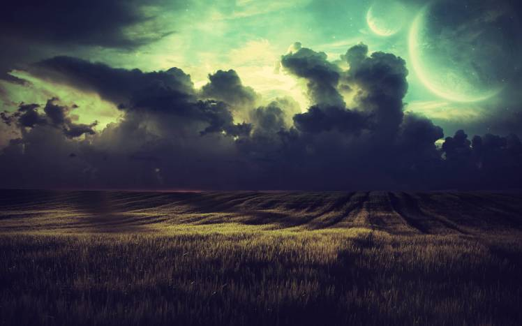 Dark-Clouds-Over-Wheat-Field