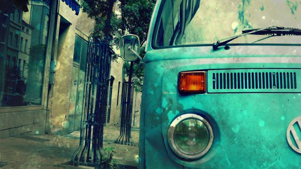 Vintage-Volkswagen-Bus-Wallpaepr