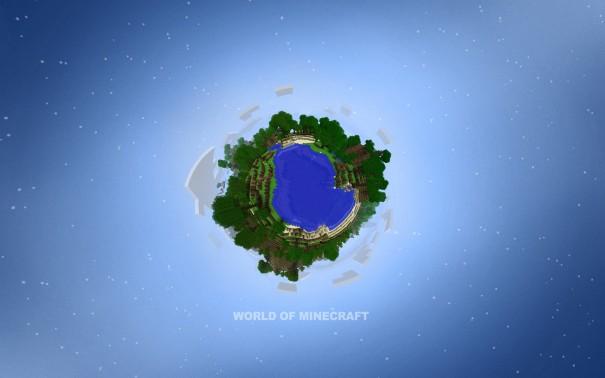 World-Of-Minecraft-desktop-wallpaper