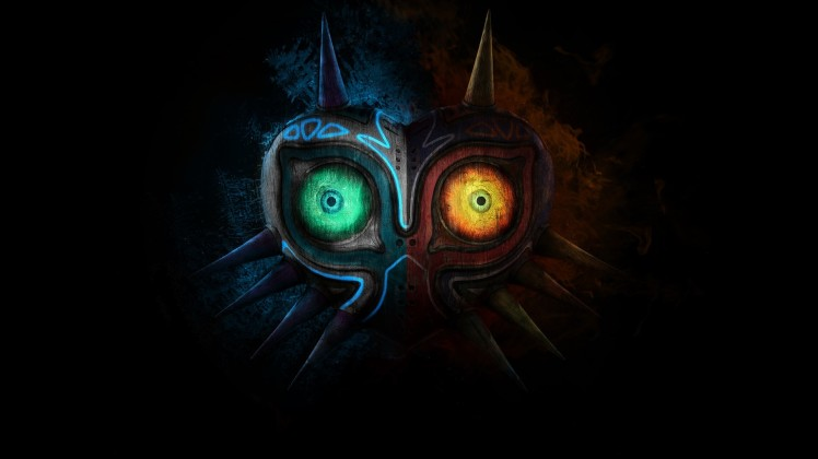 Zelda-Majoras-Mask-Artwork-Desktop-Wallpaper