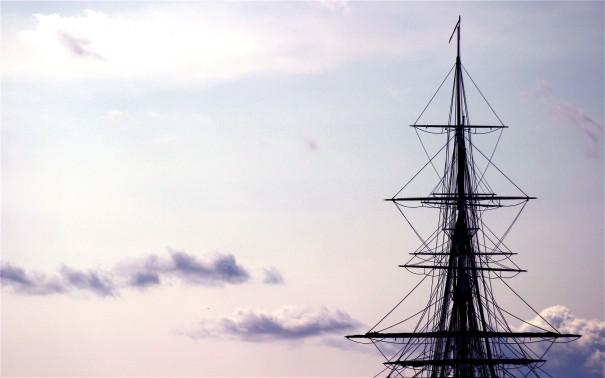 Sailing-Ship-Mast-desktop-backgorund