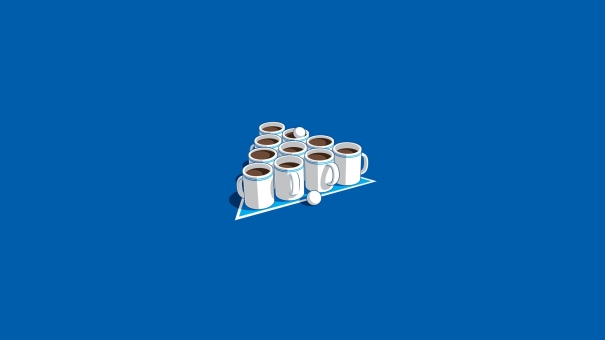 Blue-Background-Cofee-Cups