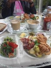 Breakfast at VM