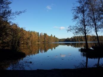 Lake peace