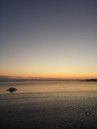 Slushy Sea