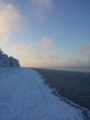 Frozen separation