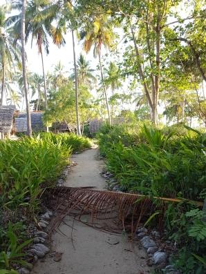 Eco beach resort