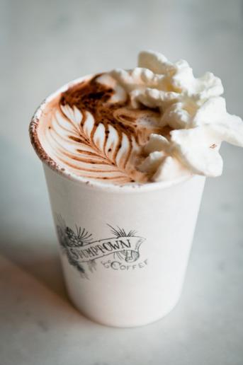 Coffee - art - omnom