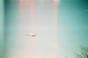 Rainbow - flight -sky- ?