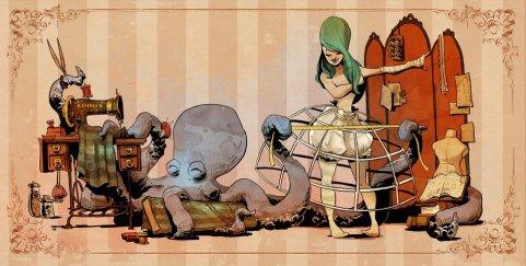octopus-househelp