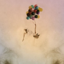 balloons-flying-clouds-winter-acrobatics
