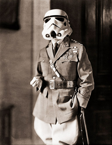 strom trooper military uniform