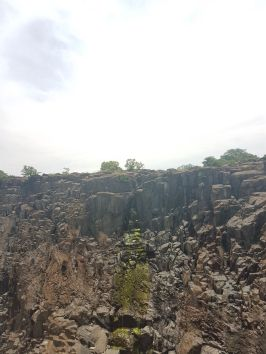 Victoria Falls Dry