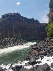 Victoria Falls Raging Waters
