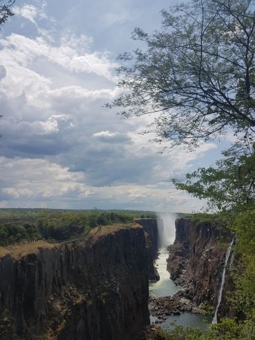 Victoria Falls Low Waters