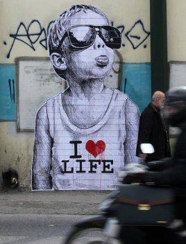 street-art-banksy-?-life