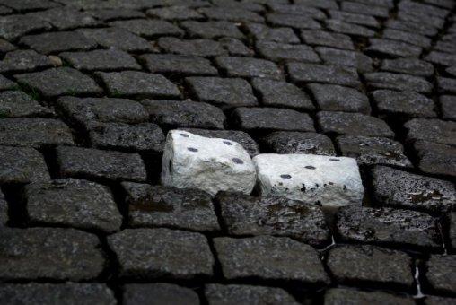 no-dice-creative-road-art