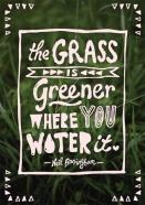effort-makes-the-grass-green