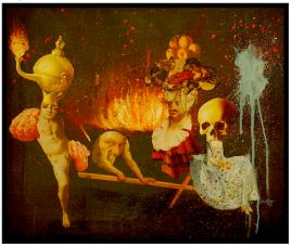 death-friends-art