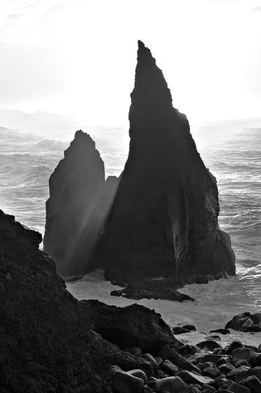 black-white-ominous-peak