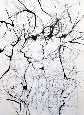 faces-in-branches