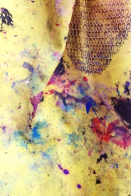 yellow-texture