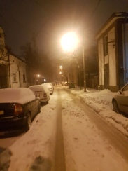 Belgrade Winter