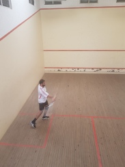 Squash weekend in NBO
